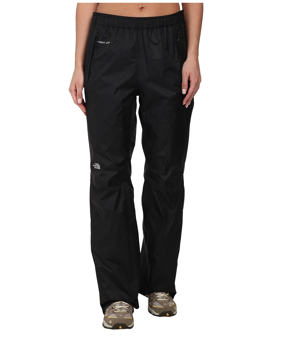 The North Face - Venture Full Zip Pant (TNF Black) Women