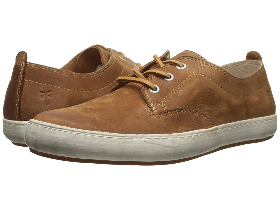 Frye - Norfolk Deck (Cognac Sunwash Nubuck) Men's Lace up casual Shoes
