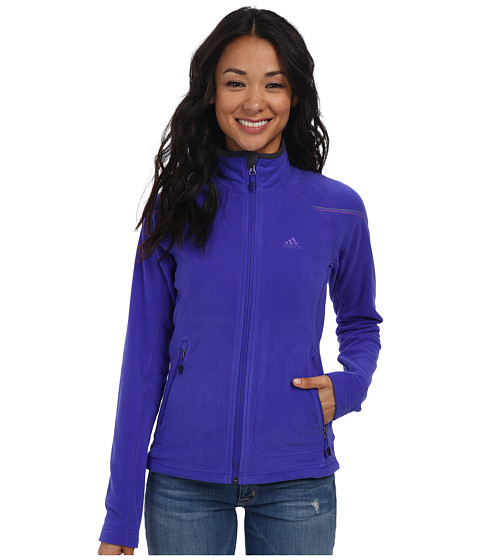adidas Outdoor - Hiking Reachout Jacket (Night Flash) Women