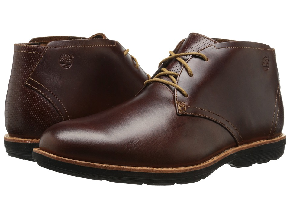 Timberland - Earthkeepers Kempton Chukka (Brown Full Grain) Men's Shoes