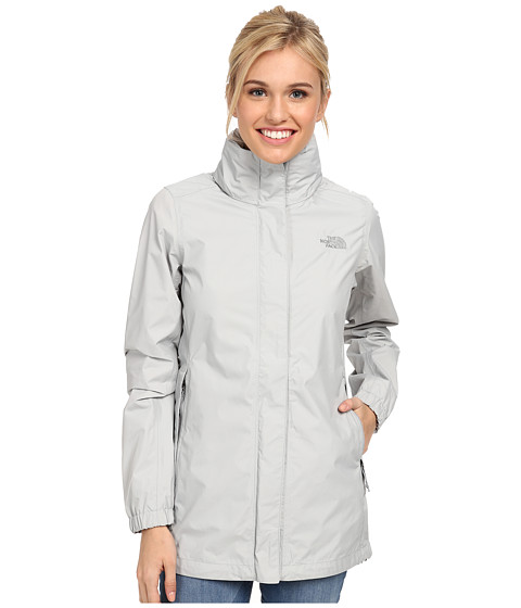 The North Face - Resolve Parka (High Rise Grey) Women's Coat