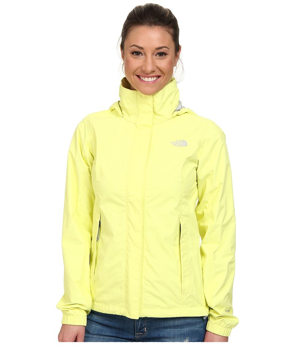 The North Face - Resolve Jacket (Hamachi Yellow) Women's Coat