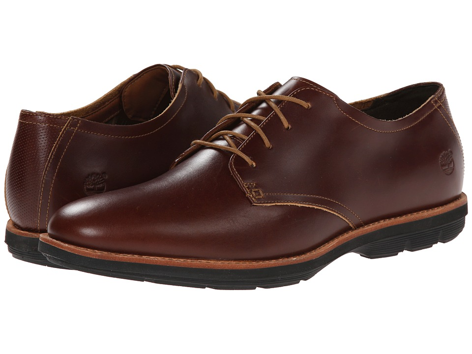 Timberland - Earthkeepers Kempton Oxford (Brown Full Grain) Men's Shoes
