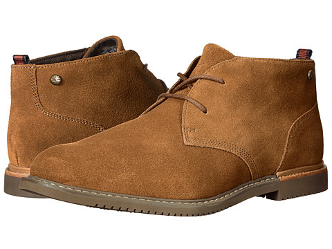 Timberland - Earthkeepers Brook Park Chukka (Rust Suede) Men's Lace-up Boots