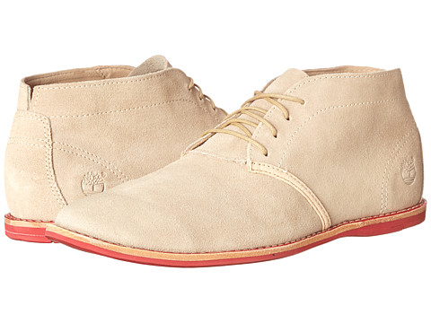 Timberland - Earthkeepers Revenia Chukka (Tan Suede) Men's Shoes