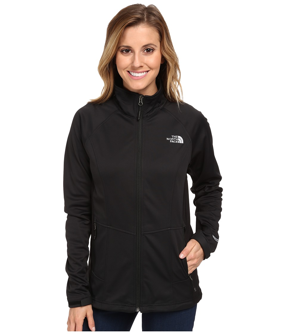 The North Face - Cipher Hybrid Jacket (TNF Black/TNF Black) Women's Jacket