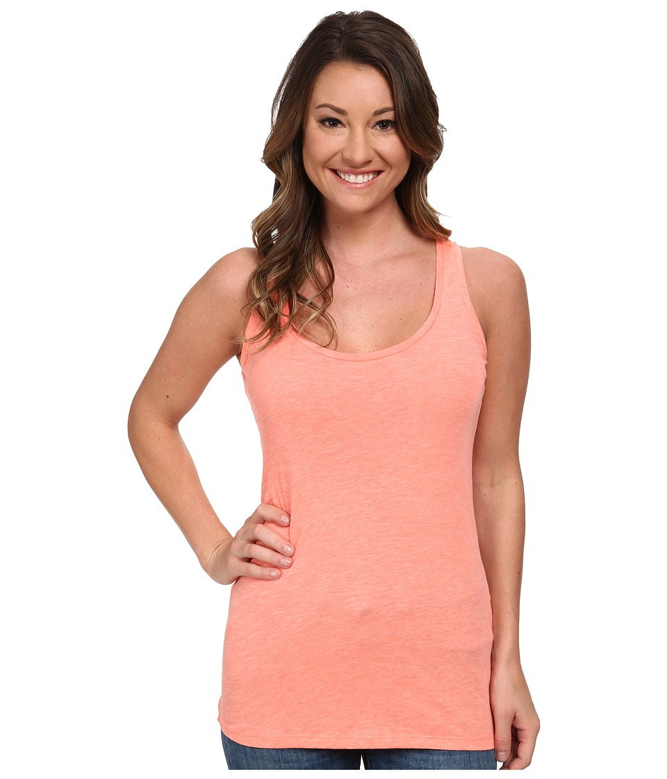 Columbia - Everyday Kenzie Tank Top (Coral Flame Heather) Women's Sleeveless