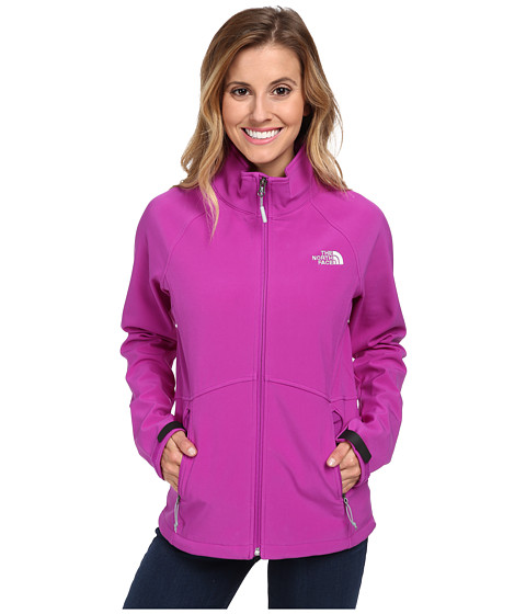 The North Face - Shellrock Jacket (Magic Magenta/Magic Magenta) Women's Jacket