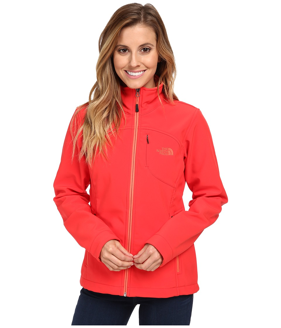 The North Face - Apex Bionic Jacket (Tomato Red) Women's Coat
