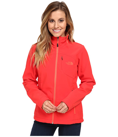 The North Face - Apex Bionic Jacket (Tomato Red) Women