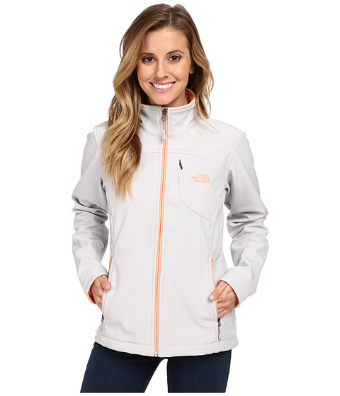 The North Face - Apex Bionic Jacket (High Rise Grey 2) Women
