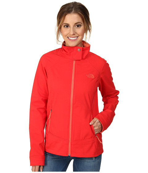 The North Face - Calentito 2 Jacket (Tomato Red) Women's Jacket