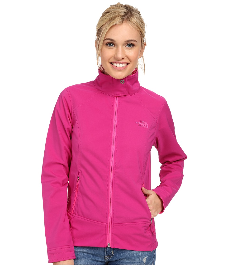 The North Face - Calentito 2 Jacket (Fuchsia Pink) Women's Jacket