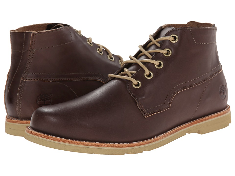 Timberland - Earthkeepers Rugged LT Chukka (Brown Full Grain) Men's Shoes