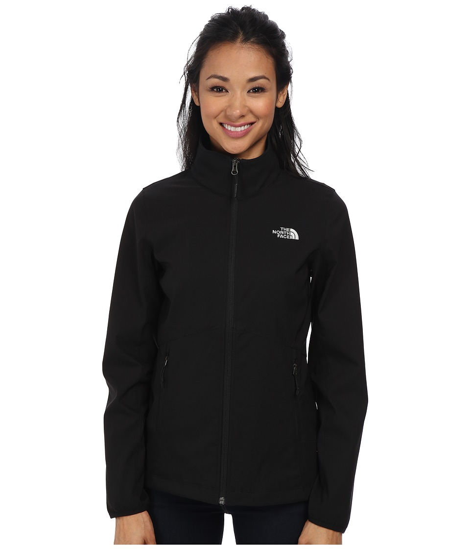 The North Face - Nimble Jacket (TNF Black/TNF Black) Women's Coat