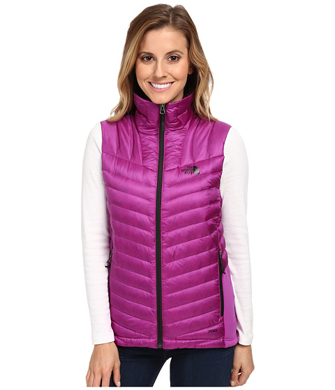 The North Face - Tonnerro Hybrid Vest (Magic Magenta) Women's Vest