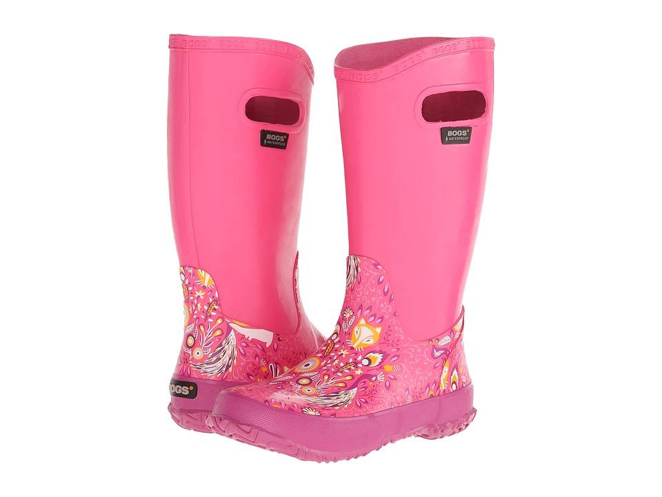 Bogs Kids - Forest (Toddler/Little Kid/Big Kid) (Pink Multi) Girls Shoes