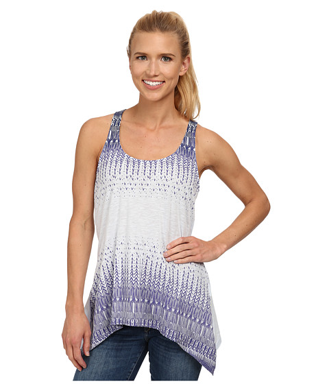 Columbia - Breezy Tank (Purple Lotus) Women's Sleeveless