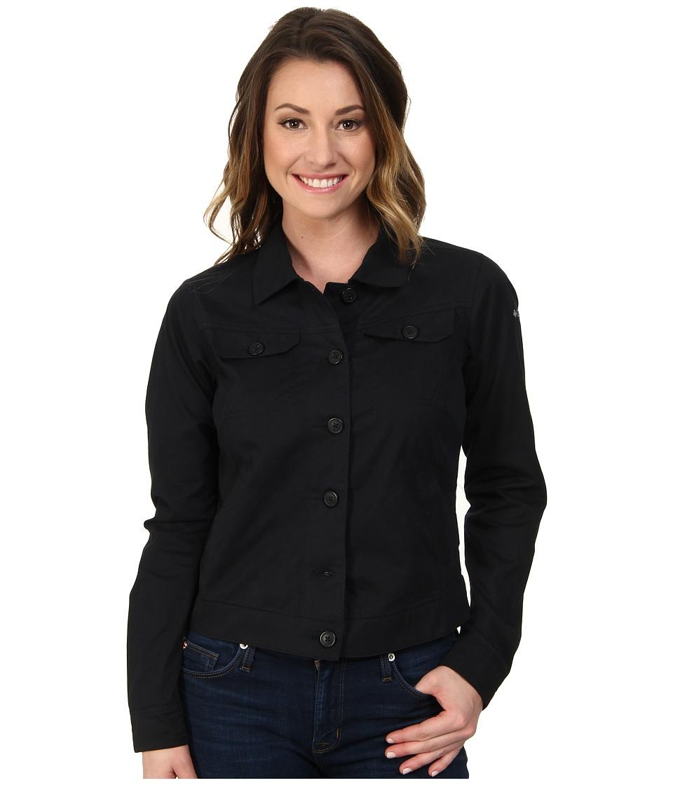 Columbia - Kenzie Cove Jacket (Black) Women's Coat