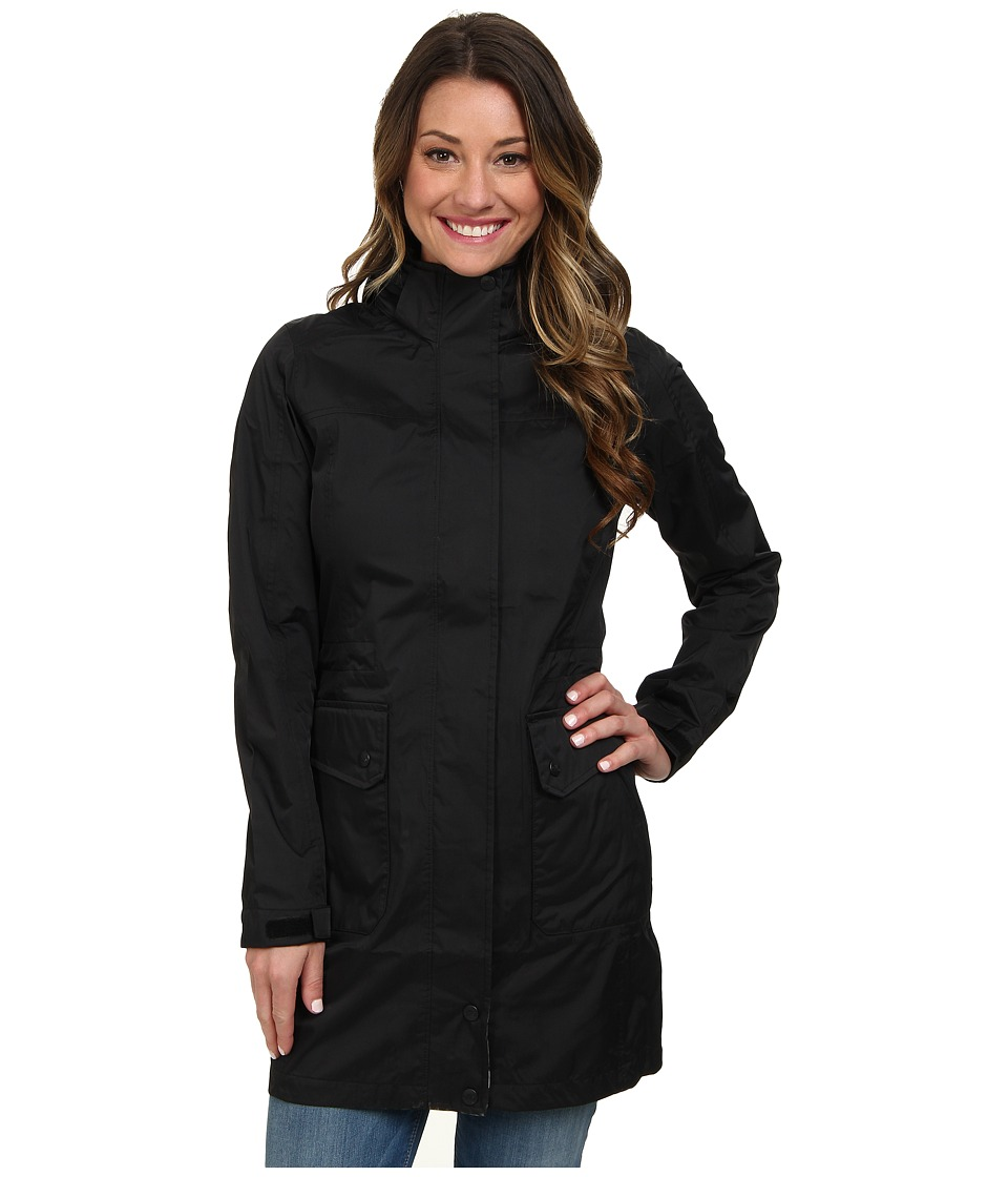 The North Face - Quiana Rain Jacket (TNF Black) Women
