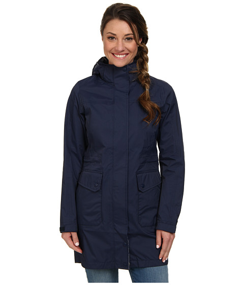 The North Face - Quiana Rain Jacket (Cosmic Blue) Women