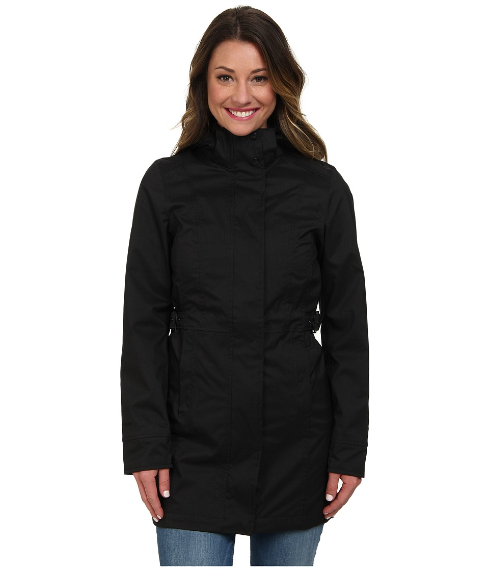 The North Face - Laney Trench (TNF Black) Women's Coat