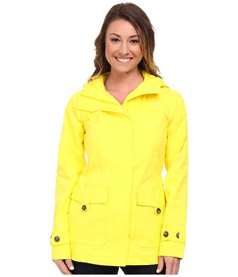 The North Face - Carli Jacket (Blazing Yellow M lange) Women