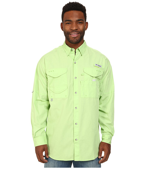 Columbia - Bonehead L/S Shirt (Jade Lime) Men