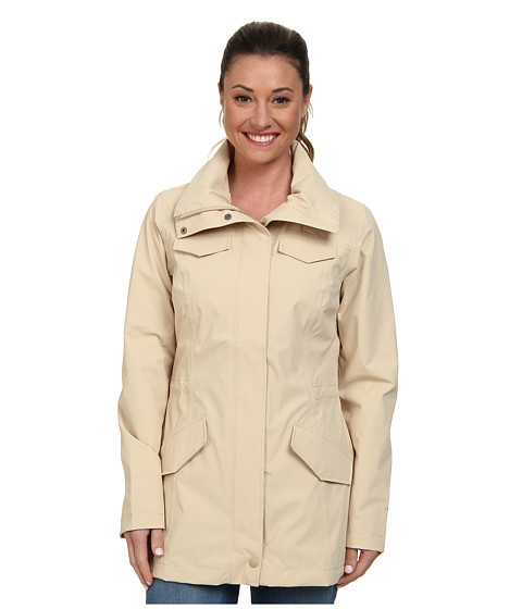 The North Face - Romera Jacket (Pale Khaki) Women