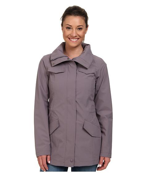 The North Face - Romera Jacket (Coastal Grey) Women's Coat