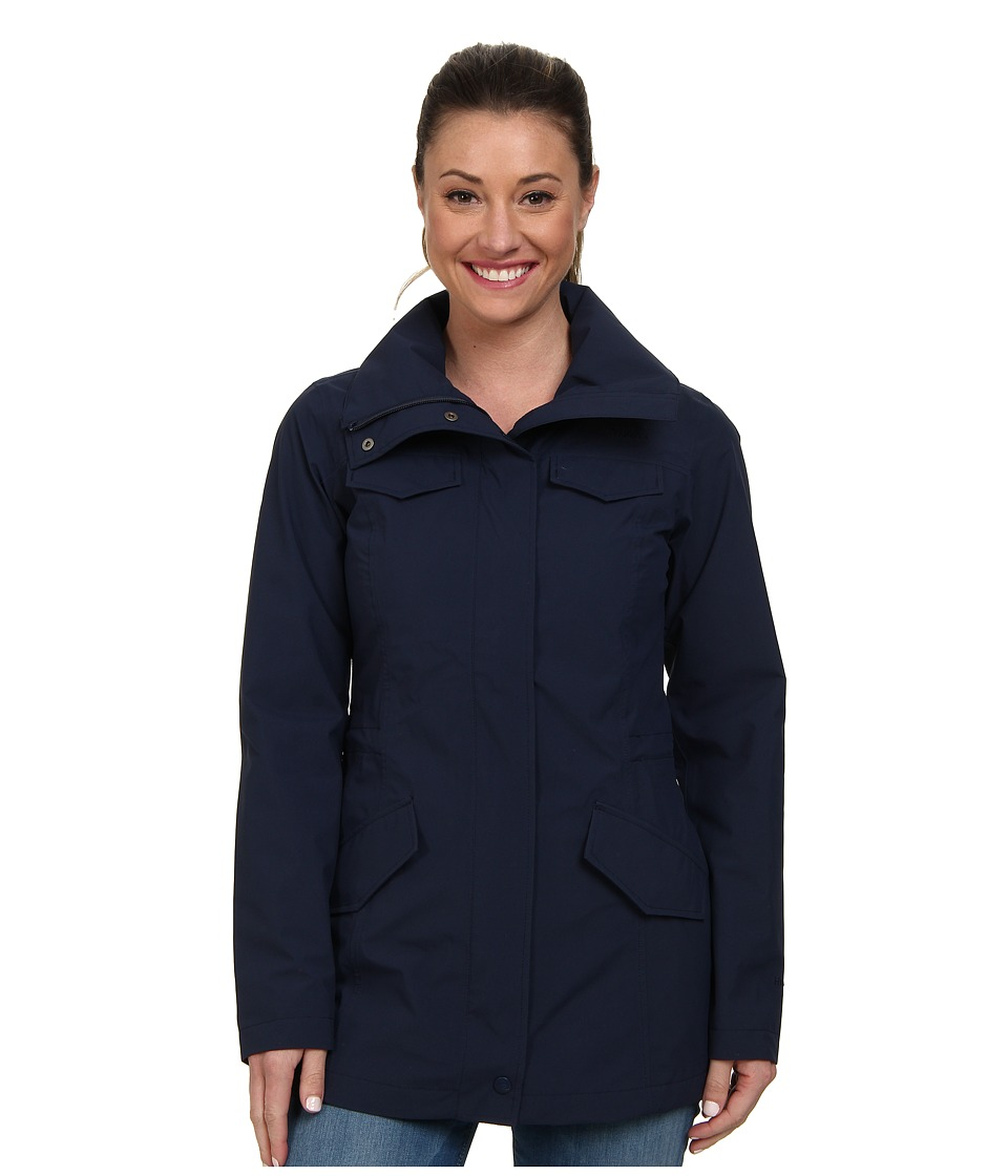 The North Face - Romera Jacket (Cosmic Blue) Women's Coat