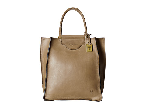 Frye - Bianca Tote (Putty Soft Pebbled Full Grain) Tote Handbags