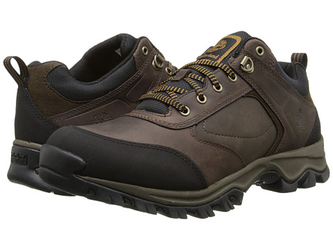 Timberland - Mt. Maddsen Low (Brown) Men's Shoes