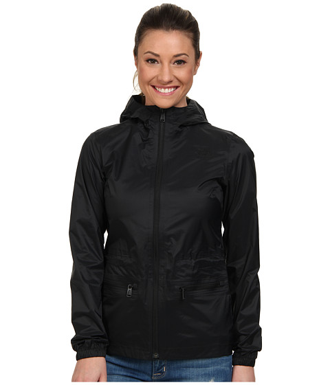 The North Face - Karenna Rain Jacket (TNF Black) Women's Coat