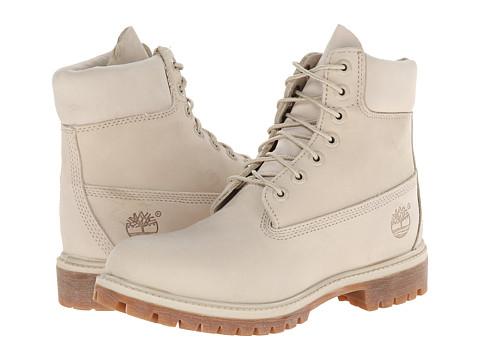 Timberland - Classic 6 Premium Boot (Angora Monochrome) Men