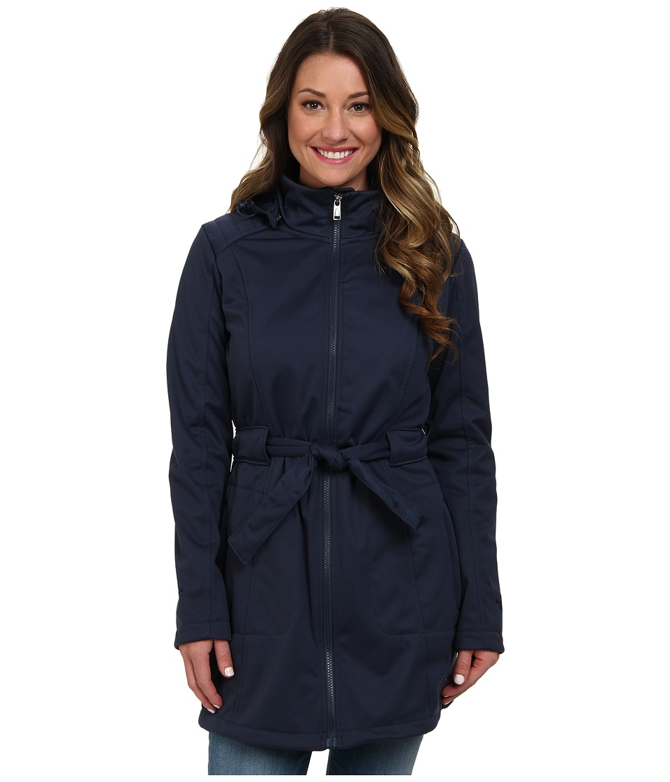 The North Face - Sashanna Soft Shell Jacket (Cosmic Blue) Women's Coat