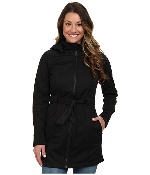 The North Face - Sashanna Soft Shell Jacket (TNF Black 2) Women's Coat