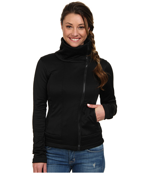 The North Face - Portia Fleece Jacket (TNF Black) Women