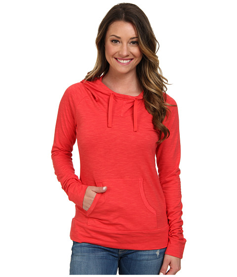 Columbia - Rocky Ridge III Hoodie (Red Hibiscus) Women