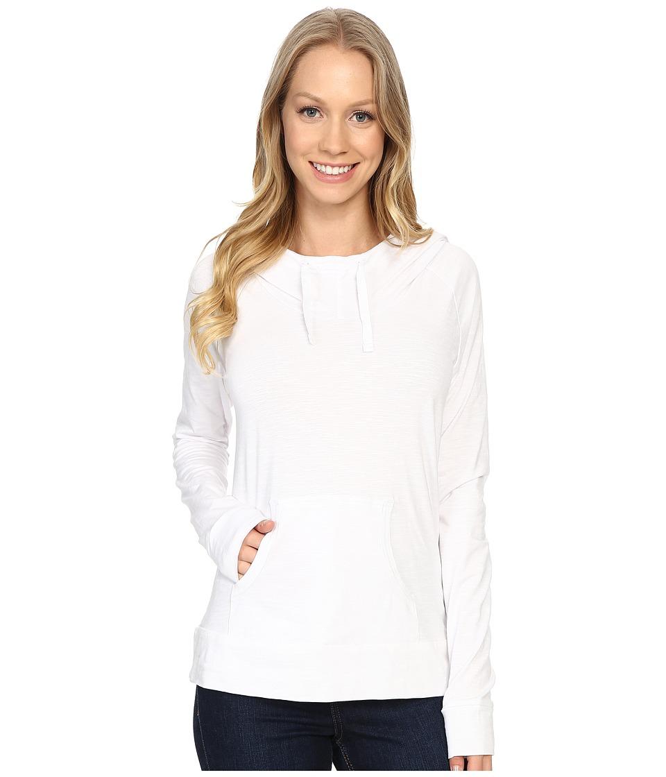 Columbia - Rocky Ridge III Hoodie (White) Women's Sweatshirt