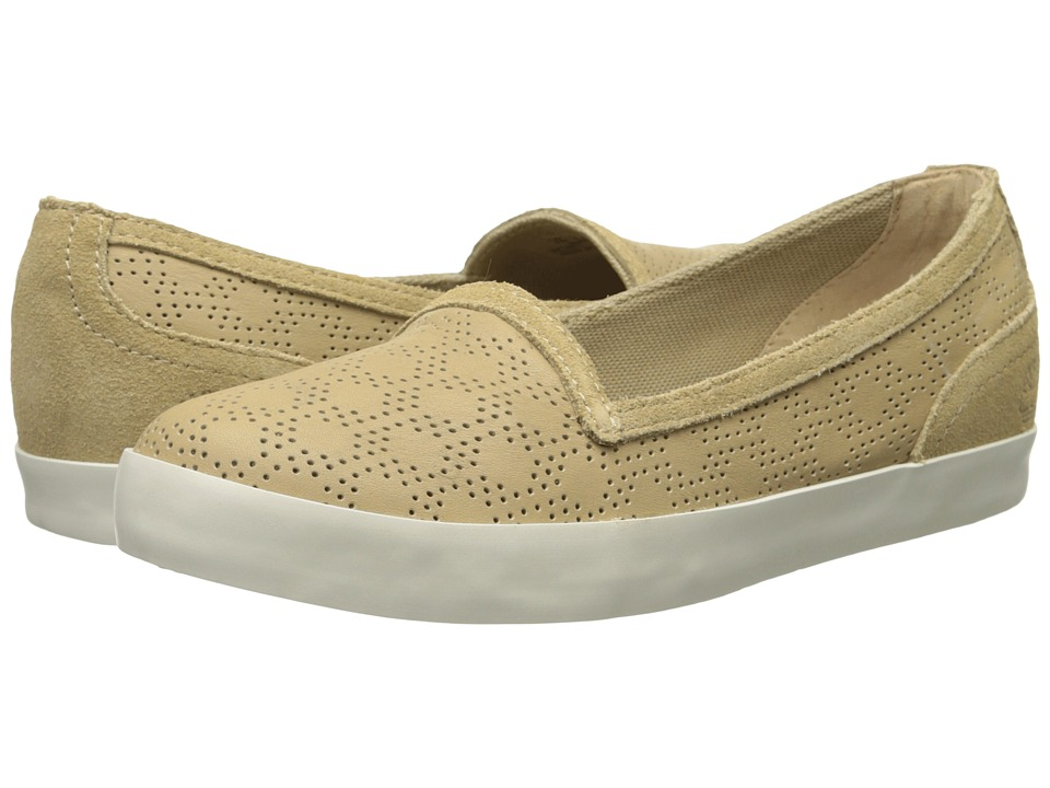 Timberland - Earthkeepers Glastenbury Perforated Slip-On (Light Tan Gluvy) Women