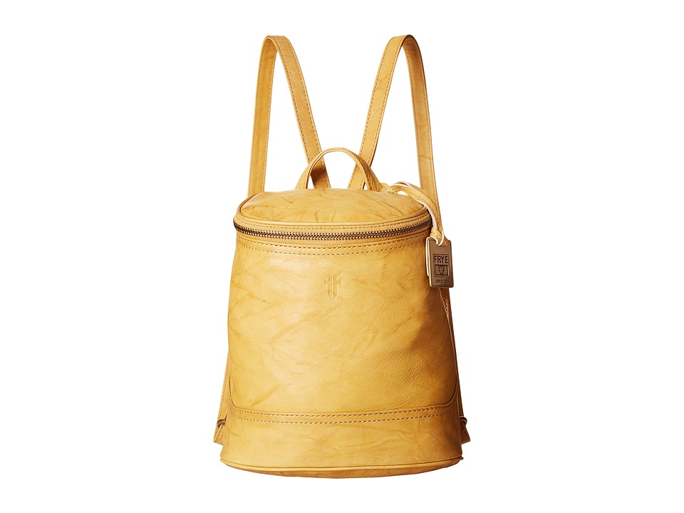 Frye - Campus Small Backpack (Banana Dakota) Backpack Bags
