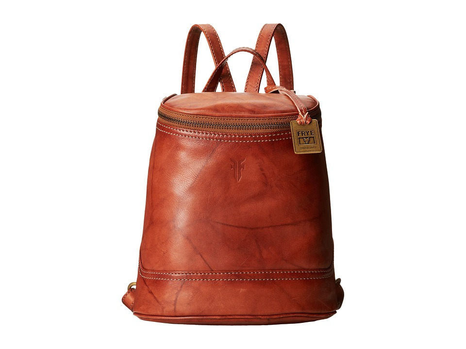 Frye - Campus Small Backpack (Saddle Dakota) Backpack Bags
