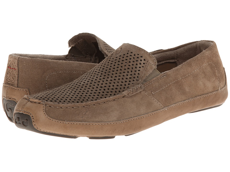 OluKai - Akepa Moc Kohana (Clay/Clay) Men's Shoes