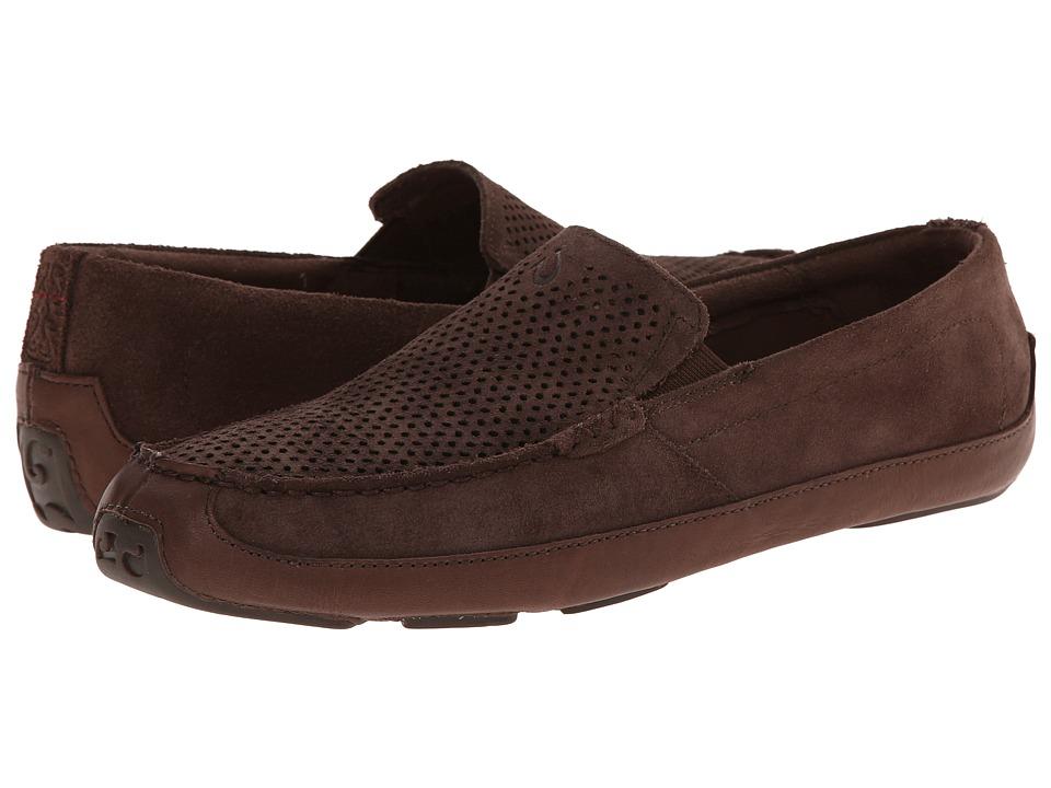 OluKai - Akepa Moc Kohana (Sienna/Sienna) Men's Shoes