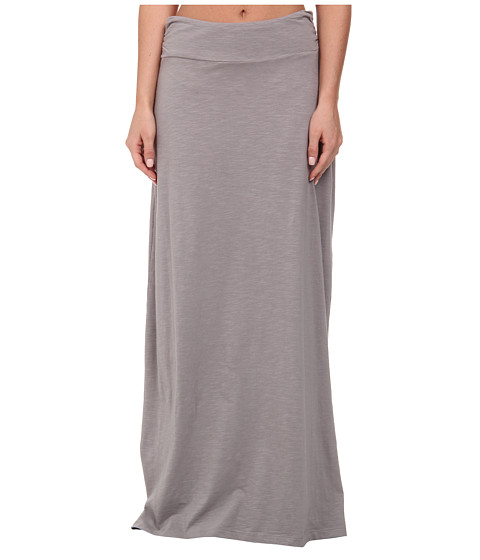 Columbia - Rocky Ridge Maxi Skirt (Light Grey) Women