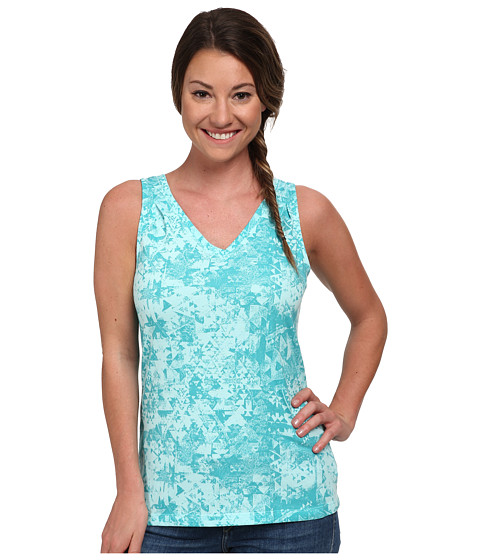 Columbia - Some R Chill III Tank Top (Candy Mint Aztec Print) Women