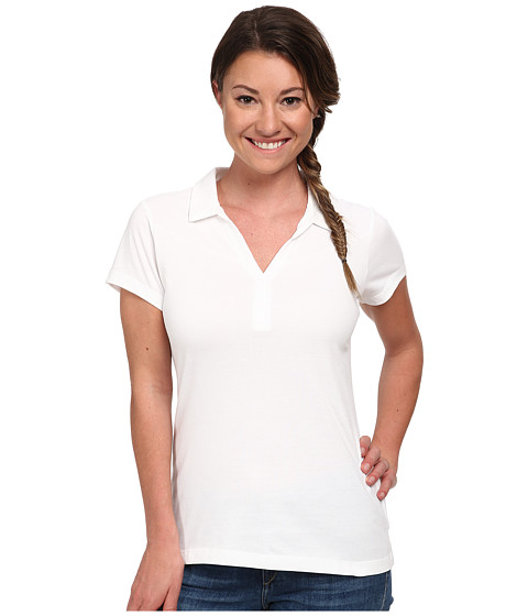 Columbia - Some R Chill II Polo (White) Women