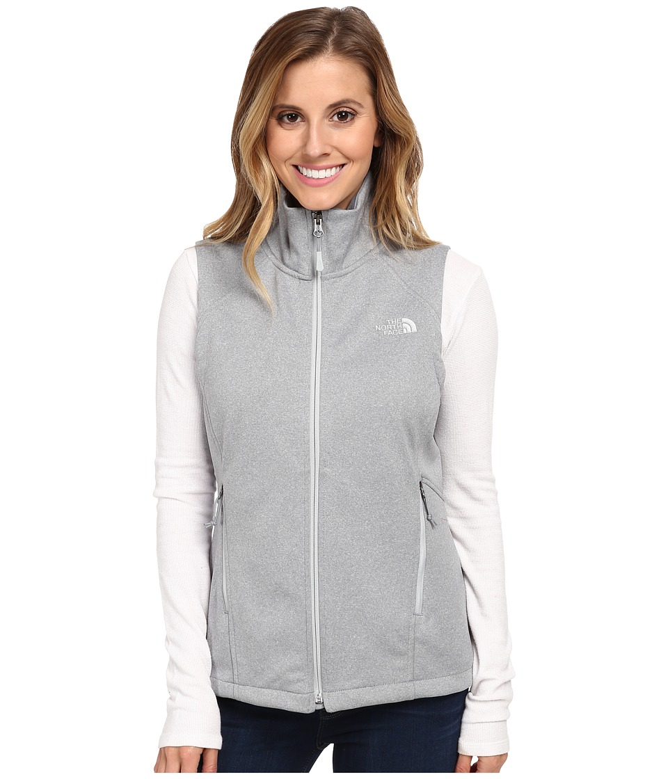 The North Face - Canyonwall Vest (Mid Grey Heather) Women's Vest