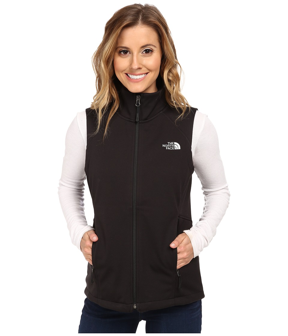 The North Face - Canyonwall Vest (TNF Black 2) Women's Vest